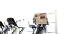 Lodder als Sportman